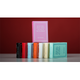 Magic Notebook Deck - Limited Edition (Pink) by The Bocopo Playing Card Company