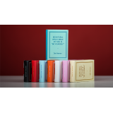 Magic Notebook Deck - Limited Edition (Green) by The Bocopo Playing Card Company