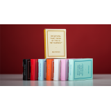 Magic Notebook Deck - Limited Edition (Champagne) by The Bocopo Playing Card Company