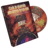 Stack Of Quarters And Copper/Silver Coin (World's Greatest Magic) - DVD