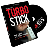 Turbo Stick (Props and Online Instructions) by Richard Sanders - Trick