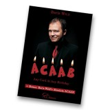 Any Card At Any Birthday ACAAB by Boris Wild Book