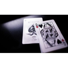 Invisible Deck White Ghost and Standard White Ghost Deck Combo Pack