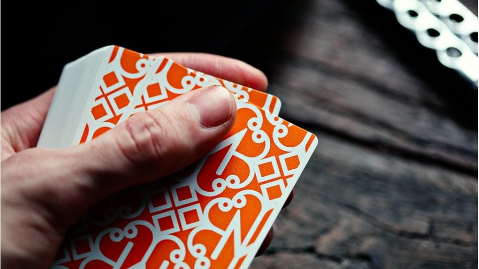 Are Hustler playing cards
