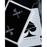 Kings Black Playing Cards By Ellusionist