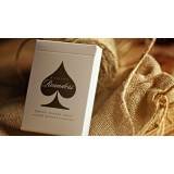 Madison Rounders Playing Cards Brown Deck By Ellusionist