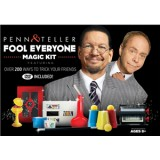 Penn & Teller Fool Everyone Magic Kit With Over 200 Tricks By Royal Magic