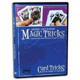Amazing Easy To Learn Magic Tricks- Card Tricks with No Sleight of Hand DVD