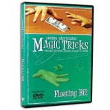 Amazing Easy To Learn Magic Tricks- Floating Bill (with gimmicks) & DVD Combo