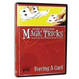 Amazing Easy To Learn Magic Tricks- Forcing A Card DVD