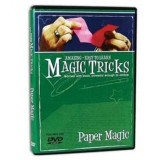 Amazing Easy To Learn Magic Tricks- Paper Magic DVD