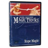Amazing Easy To Learn Magic Tricks- Rope Magic DVD