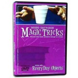 Amazing Easy To Learn Magic Tricks- Tricks with EveryDay Objects DVD