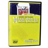 Amazing Easy To Learn Magic Tricks- Ultimate Rising Card (with gimmick) & DVD Combo