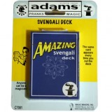 Amazing Svengali Deck SS ADAMS (Blue)