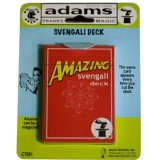Amazing Svengali Deck SS ADAMS (Red)