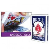 Bicycle Knockout Deck with Teaching DVD