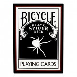 Magic Makers Inc Black Spider Deck Bicycle