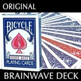 Brain Wave Deck Original Bicycle Magic Makers Inc