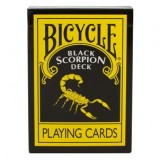 Magic Makers Inc Black Scorpion Deck Bicycle