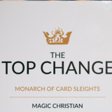 The Top Change by Magic Christian (Hardcover) Book