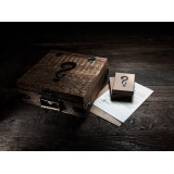 Mystery Box First Edition With Limited Edition Hand Crafted Wooden Box theory 11 (12 Pack)
