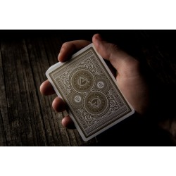 Invisible Deck White Artisan and Standard White Artisan Deck Combo Pack
