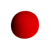 4 inch Super Soft Sponge Ball (Red) from Magic by Gosh (1 each)