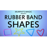 Rubber Band Shapes (star) - Trick