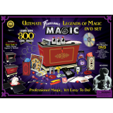 Ultimate Legends of Magic (With DVD) by Fantasma Magic - Trick