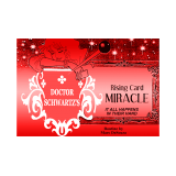 Rising Card Miracle (Poker) by Dr. Schwartz - Trick