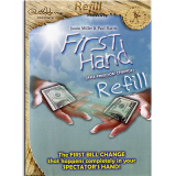Refill for First Hand (Rubberbands) by Paul Harris Presents