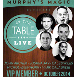 At The Table VIP Member October 2014 video DOWNLOAD