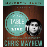 At the Table Live Lecture - Chris Mayhew 12/30/2014 - video DOWNLOAD