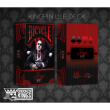 Bicycle Made Kingpin (Ultra Limited Edition) Deck by Crooked Kings Cards
