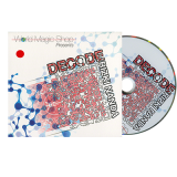 Decode Red (DVD and Gimmick) by Rizki Nanda and World Magic Shop - DVD