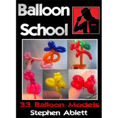Balloon School by Stephen Ablett video DONWLOAD