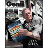 "Genii Magazine ""Stan Allen"" June 2015 - Book"