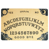 Pro-elite Workers Mat (Ouija Board Design) by Paul Romhany - Trick