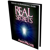 Real Secrets by Adam Milgate - Book