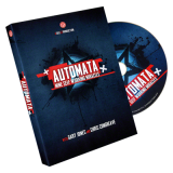 Automata by Gary Jones and Chris Congreave - DVD