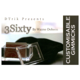 Refill for 3sixty by Wayne Dobson - Trick