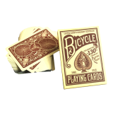 Bicycle 130 year deck (Red) by US Playing Card Co. - Trick
