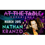 At the Table Live Lecture - Nathan Kranzo 3/4/2015 - video DOWNLOAD