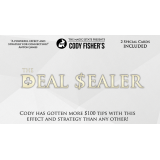 Deal Sealer (DVD & Gimmicks) by Cody Fisher - Trick