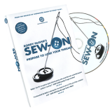 Sew-On (DVD and Gimmick) by Roddy McGhie - DVD