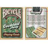 Bicycle Cocktail Party Cards by US Playing Card Co