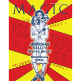 "Magic Magazine ""Asparagus Valley Cultural Society"" September 2015 - Book"