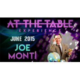 At the Table Live Lecture Joe Monti 6/17/2015 video DOWNLOAD