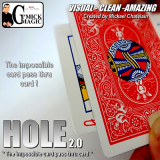 HOLE 2.0 (BLUE) by Mickael Chatelain - Trick
